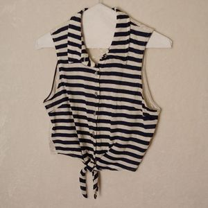 @ Iris Los Angeles girls L lace striped tie cover